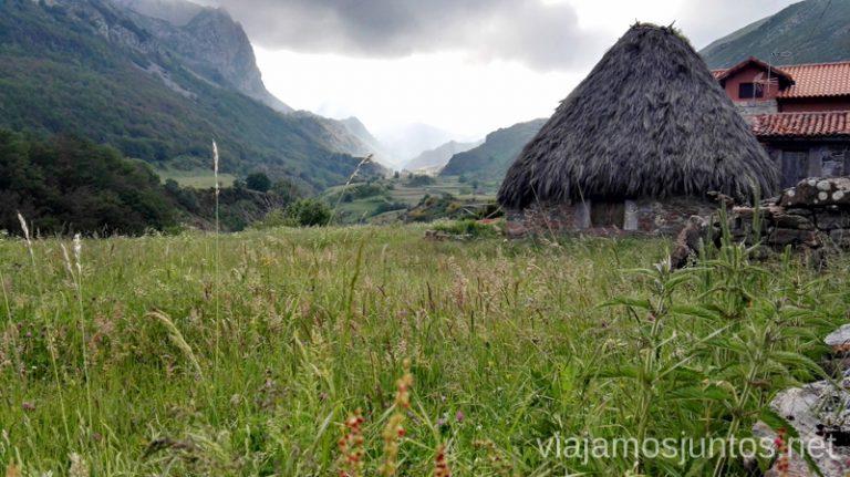 Braña la Peral Ruta en coche por los pueblos con encanto del Parque Natural de Somiedo