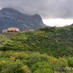 La Peral un instante antes de la tormenta Ruta en coche por los pueblos con encanto del Parque Natural de Somiedo