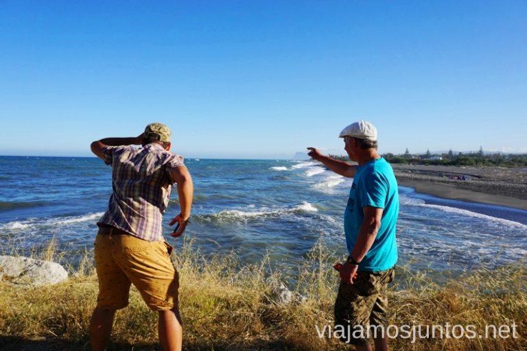 Veo, veo. ¿Qué vez? Un pez para pescar #ViajarConSuegra Cómo viajar con padres o gente mayor y no morir en el intento
