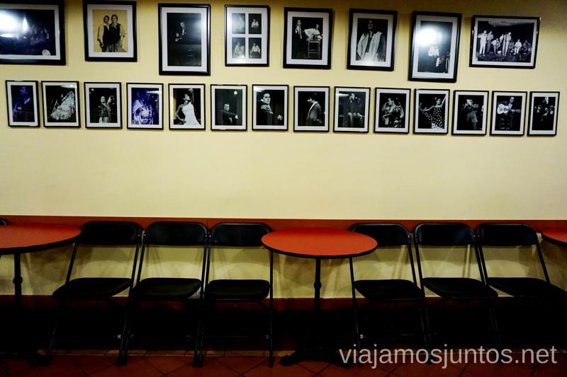 Historia del flamenco en fotos Dónde ver flamenco en Madrid