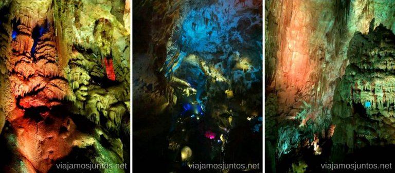 La Cueva de Prometeo y la Cueva Sataplia. Qué ver y hacer en Kutaisi y alrededores Georgia