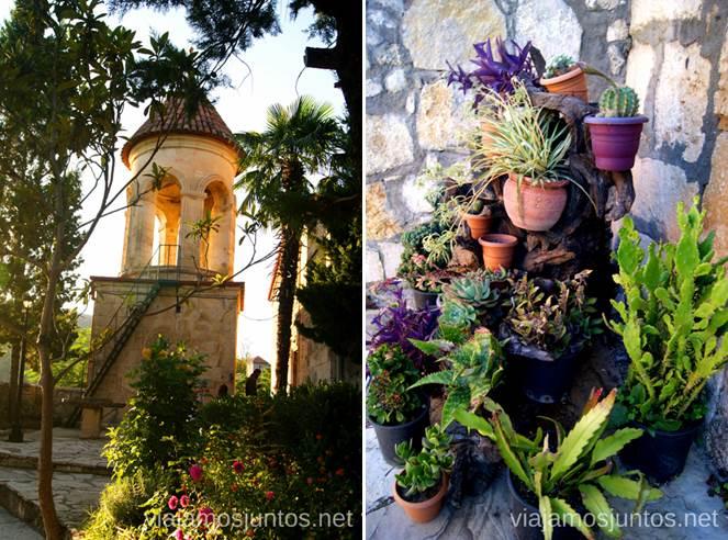 Monasterio de Motsameta, cerca de Kutaisi Monasterio de Gelati y Monasterio de Motsameta Qué ver y hacer en Kutaisi y alrededores Georgia