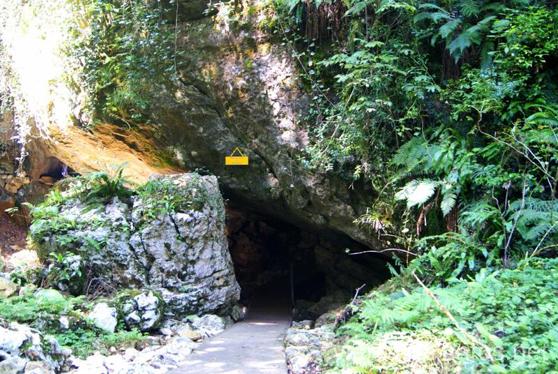 Entrada a La Cueva de Prometeo y la Cueva Sataplia. Qué ver y hacer en Kutaisi y alrededores Georgia