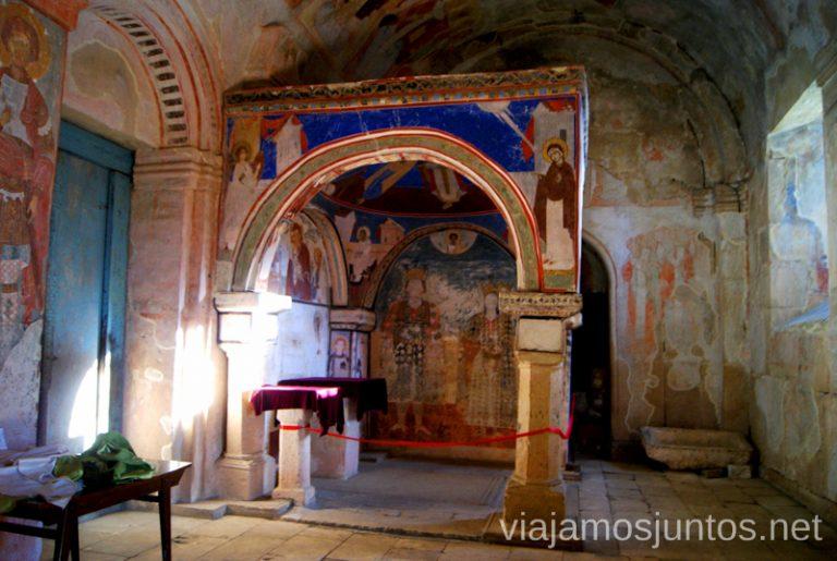Monasterio de Gelati y Monasterio de Motsameta Qué ver y hacer en Kutaisi y alrededores Georgia