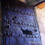 La puerta original del Monasterio de Gelati Monasterio de Gelati y Monasterio de Motsameta Qué ver y hacer en Kutaisi y alrededores Georgia