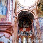Frescos en una de las iglesias del Monasterio de Gelati Monasterio de Gelati y Monasterio de Motsameta Qué ver y hacer en Kutaisi y alrededores Georgia