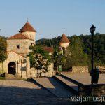 Entrada al Monasterio de Motsameta