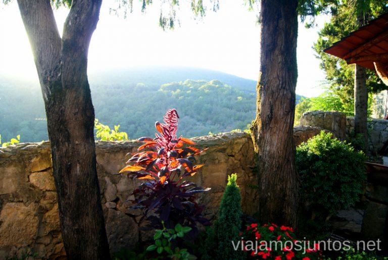 Vistas desde el Monasterio de Motsameta Monasterio de Gelati y Monasterio de Motsameta Qué ver y hacer en Kutaisi y alrededores Georgia