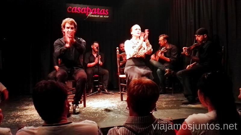 Una tarde de arte puro en Casa Patas Dónde ver flamenco en Madrid