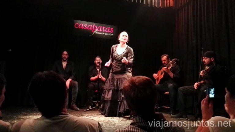 ¿Qué sentirán los bailaores de flamenco en el momento más intenso de su función? Dónde ver flamenco en Madrid
