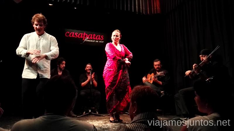Pasión. Emoción. Flamenco. Dónde ver flamenco en Madrid