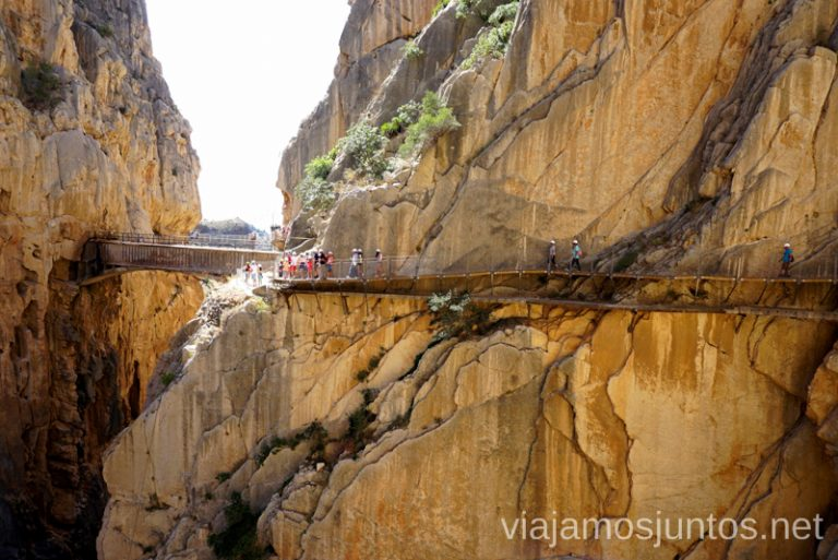 Caminito del Rey, Málaga Qué hacer en los alrededores de Málaga Manilva