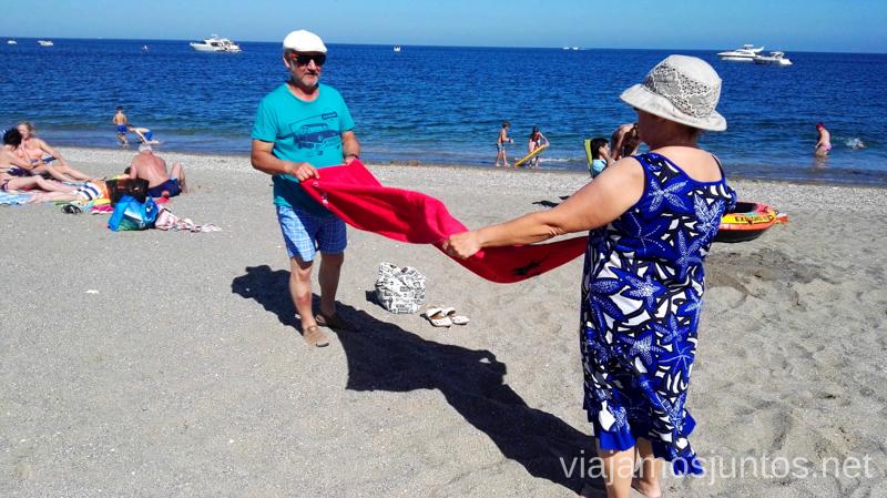 Playa Sardina Qué hacer en los alrededores de Málaga Manilva