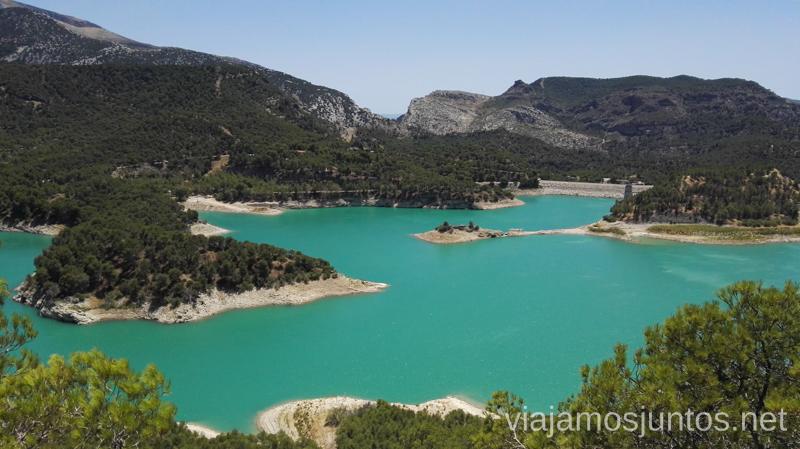 El mirador de los Tres Embalses Qué hacer en los alrededores de Málaga Manilva