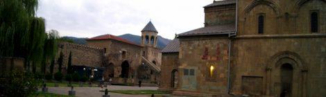 Mtsjeta o Mtskheta, la ciudad de los descendientes de Noé