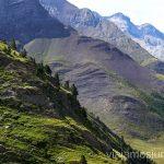 Hacía el refugio de Estós Ruta de los 3 refugios por el Parque Natural Posets-Maladeta, Pirineo Aragonés Aragón