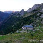 Refugio Ángel Orus Ruta de los 3 refugios por el Parque Natural Posets-Maladeta, Pirineo Aragonés Aragón