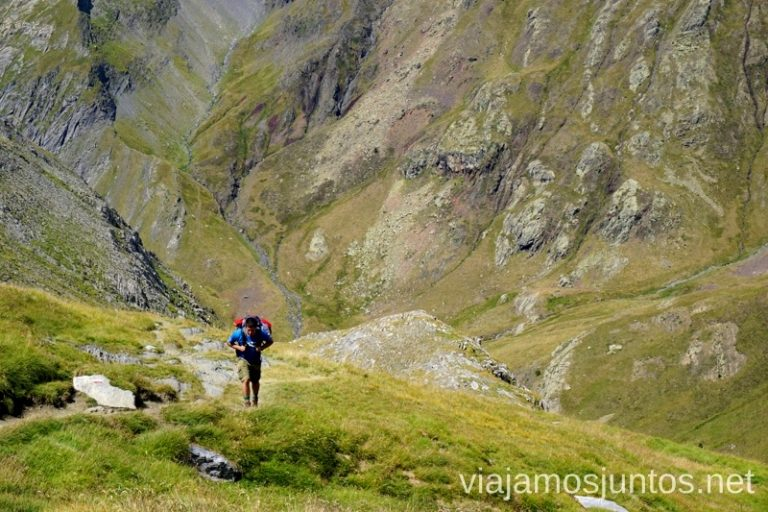 Ruta de los tres refugios por el Parque Natural Posets-Maladeta, Pirineo Aragonés Aragón
