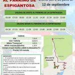 Horario y salidas del bus lanzadera hacía el parking para llegar al refugio de Ángel Orus Ruta de los tres refugios por el Parque Natural Posets-Maladeta, Pirineo Aragonés Aragón