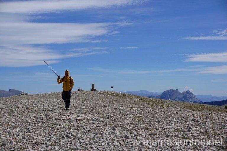 Cima de Pedró dels Quatre Batlles Rutas de senderismo por el Valle de Lord, Lérida, Cataluña Pirineo