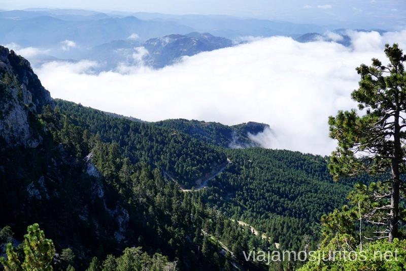 Vuelta al Pla de Bacies - Port de Comte Rutas de senderismo por el Valle de Lord, Lérida, Cataluña Pirineo