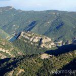 Mirador de la Creu del Codó Rutas de senderismo por el Valle de Lord, Lérida, Cataluña Pirineo