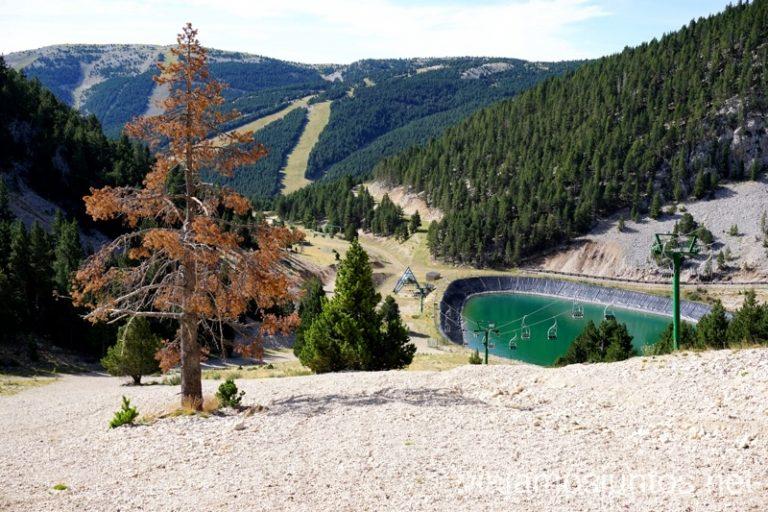 Ruta al Port del Comte y ascensión al Pedró dels Quatre Batlles Rutas de senderismo por el Valle de Lord, Lérida, Cataluña Pirineo