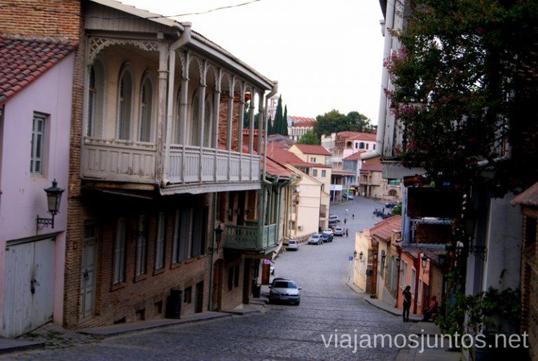 Callejeando por Signagi Qué ver en Signagi, Georgia. Información práctica