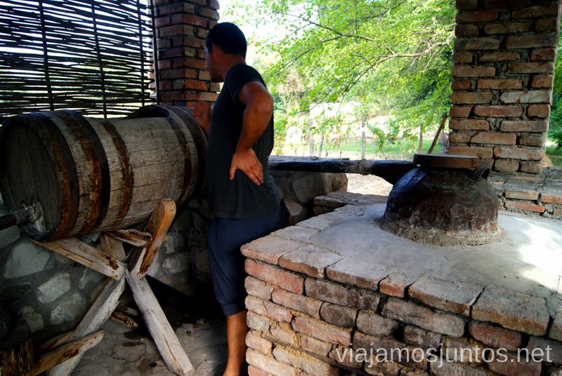 Bodega Shumi Qué ver en Telavi, Georgia, y los alrededores