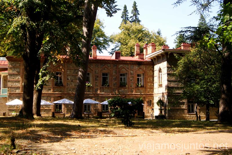 Museo Tsinandali, Telavi Qué ver en Telavi, Georgia, y los alrededores