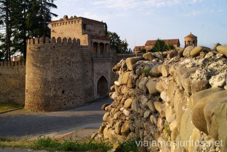 Castillo y muralla de Telavi Qué ver en Telavi, Georgia, y los alrededores