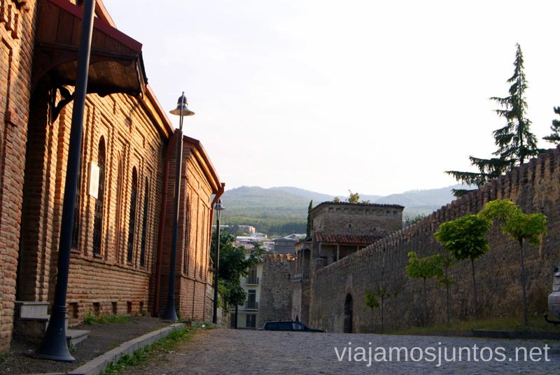 Calels de Telavi Qué ver en Telavi, Georgia, y los alrededores