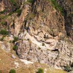 Cuevas en la roca Vardzia. Qué ver e información práctica