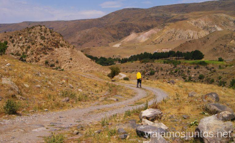 Camino de aventuras Vardzia. Qué ver e información práctica