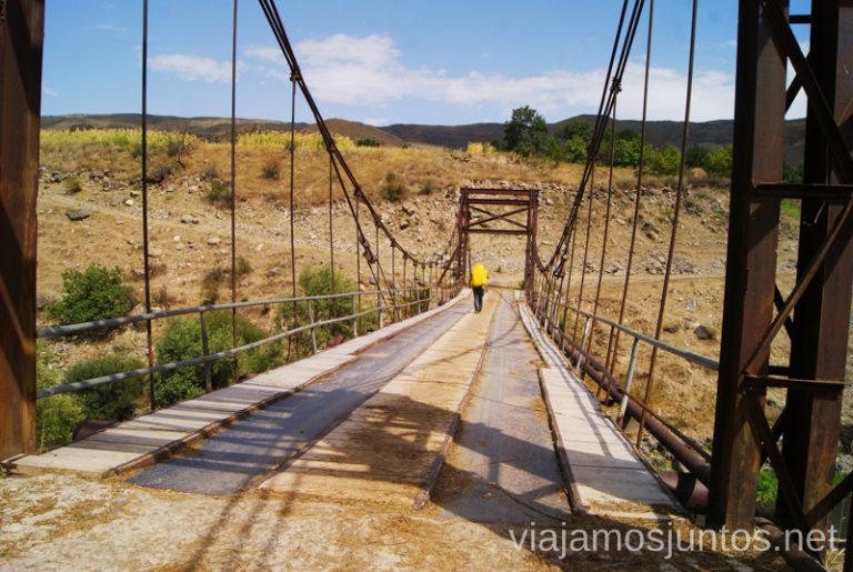 Puentes preparados para crecidas repentinas Vardzia. Qué ver e información práctica