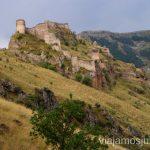 Castillo de camino a Vardzia Vardzia. Qué ver e información práctica