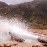 Jacuzzi de agua mineral con burbujas Vardzia. Qué ver e información práctica
