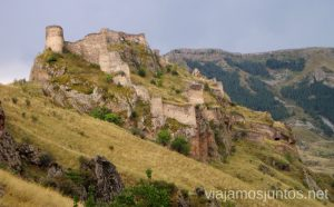 Castillo Tmogvi Vardzia. Qué ver e información práctica