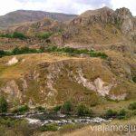 Camino aventurero a Vardzia Vardzia. Qué ver e información práctica