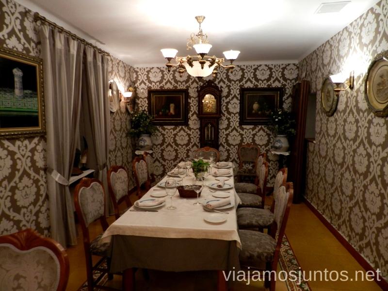 Restaurante Puerta Sevilla Dónde comer en Córdoba