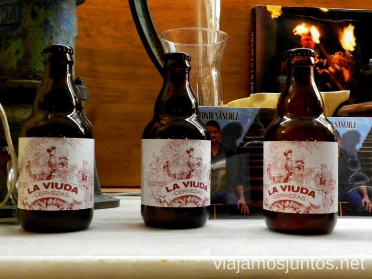 Cerveza la Viuda, Córdoba Dónde comer en Córdoba