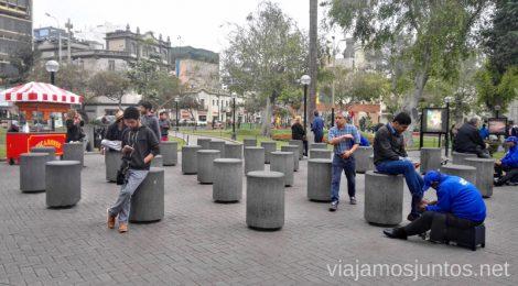 Oficios de una plaza del parque, Lima Lo que me molesta y encanta de los peruanos Peru #PerúJuntos Perú