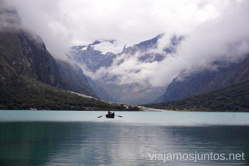 En una excursión desde Huaraz llegas a los rincones como ésteRuta por Perú de 30 días Itinerario Peru Viaje a Perú #PerúJuntos