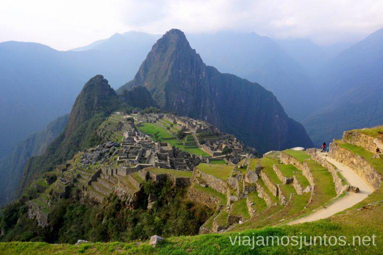 El mítico Machu PicchuRuta por Perú de 30 días Itinerario Peru Viaje a Perú #PerúJuntos