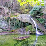 Uno de los saltos del río Hijuela en el Valle de Mena Qué ver y qué hacer en las Merindades Castilla y León
