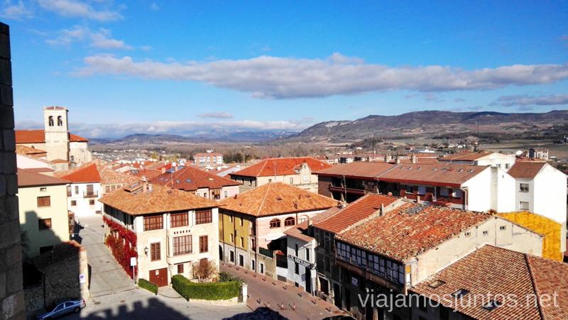 Alcázar de los Velasco, Medina de Pomar Qué ver y qué hacer en las Merindades Castilla y León