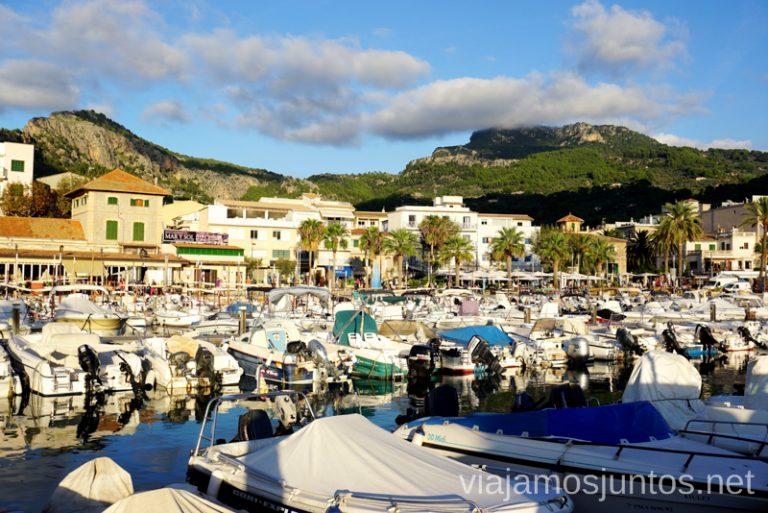 Puerto de Sóller Un fin de semana en las Islas Baleares Mallorca