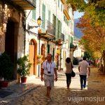 Las calles de Valldemossa Un fin de semana en las Islas Baleares Mallorca