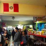 Mercados de Perú - uno de los mejores sitios para comer rico y barato Consejos prácticos para viajar a Perú #PerúJuntos