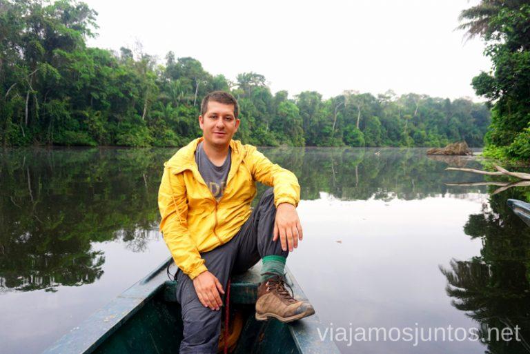 Consejos prácticos para viajar a la selva peruana: mete el pantalón dentro del calcetín, así nadie se meterá dentro. Viajar a la selva peruana. Consejos prácticos para organizar tu viaje a la selva peruana Peru #PerúJuntos Perú